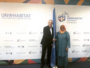 UN Habitat First General Assembly in Nairobi