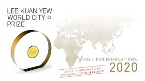 Lee Kuan Yew World City Prize 2020