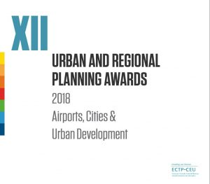 XII EUROPEAN URBAN AND REGIONAL PLANNING AWARDS