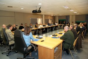 Fundación Metrópoli Presents the Alcobendas City Project to the Community Council