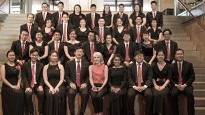Raffles Singers Concert at Fundacion Metropoli