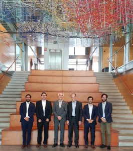 Chilean Minister of Housing & Urbanism visits Fundación Metropoli