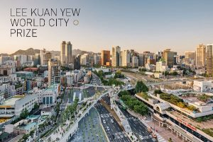 Seoul, South Korea conferred Lee Kuan Yew World City Prize 2018