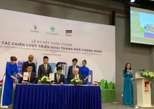 Ecopark Smart City Initiative, Vietnam
