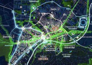 """Alcobendas City Project by Metropoli, cited in """"La Ciudad Demanda más Vivienda"""" La Razón Newspaper"""