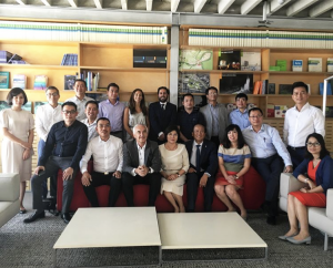 VIETNAM Ministry of Construction Delegation visit our headquarters in Madrid